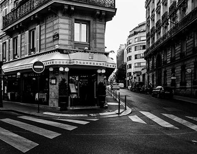 Paris - corners