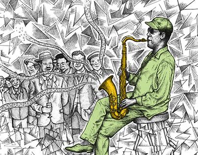 THE MUSIC MAN.