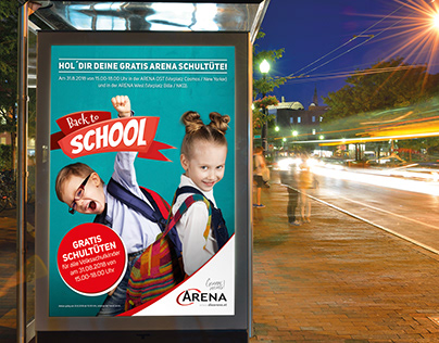 REAL ESTATE IDENTITY / OERAG BACK TO SCHOOL CAMPAIGN