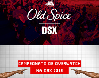 Old Spice Na DSX 2016 -  Campeonato de Overwatch