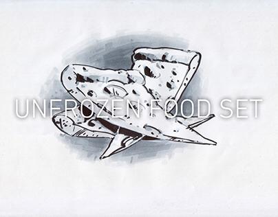 Unfrozen Food