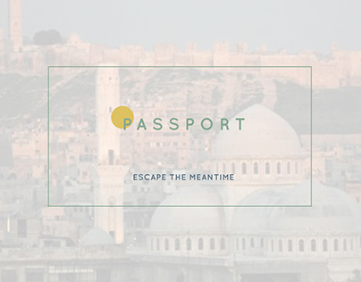 Passport: Escape the Meantime