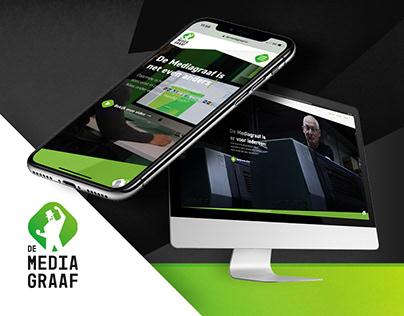 De Mediagraaf Mediacampagne