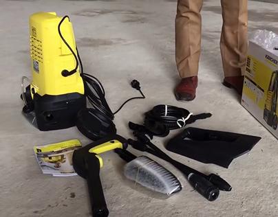 Máy rửa xe mini Karcher K2 360