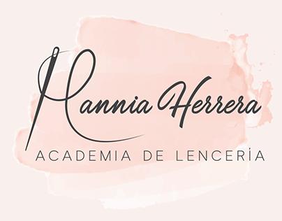 Branding Academia de Lencería Hannia Herrera