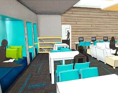 Design 4- Senior Child Mentor Center