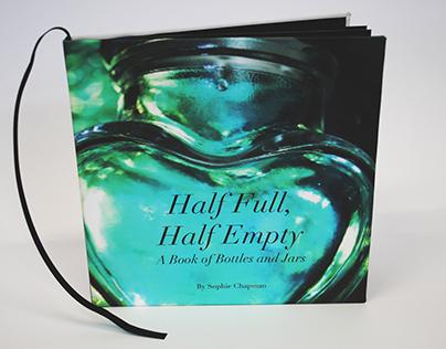 Half Full Half Empty Photo Book