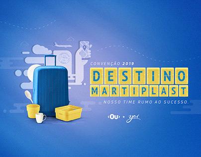 Convenção Destino Martiplast 2019