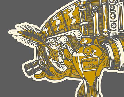 This Little Piggy Distillery: WhistlePig Rye Whiskey