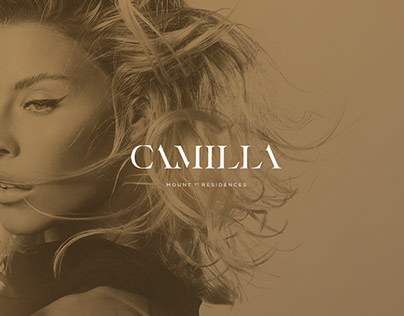 Camilla Residences Property Branding