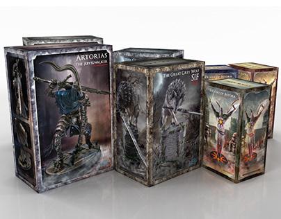 Dark Souls Box Packaging