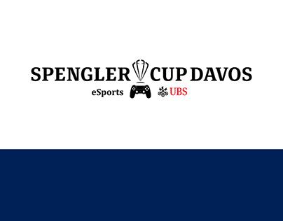 eSpengler Cup - Social Media & Prod. Design