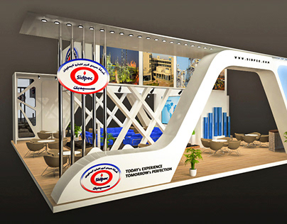 Sidpec Exhibition Booth