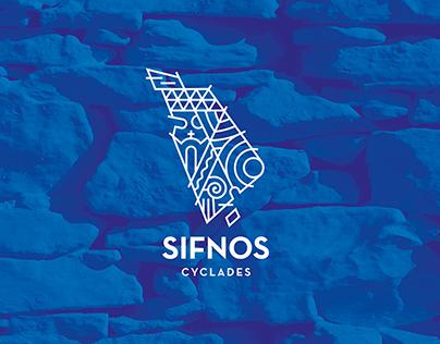 Sifnos Island Visual Identity