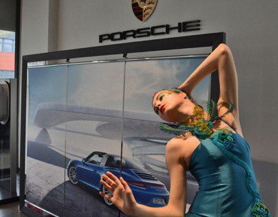 Event Theatre - Presentation of the new Porsche Macan