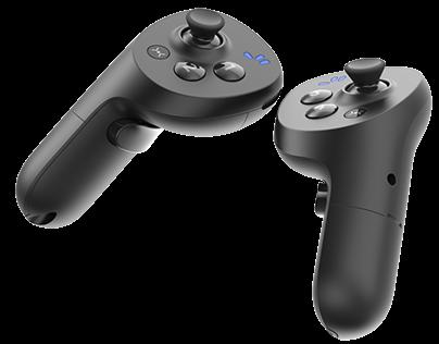 Finch Shift VR Controller
