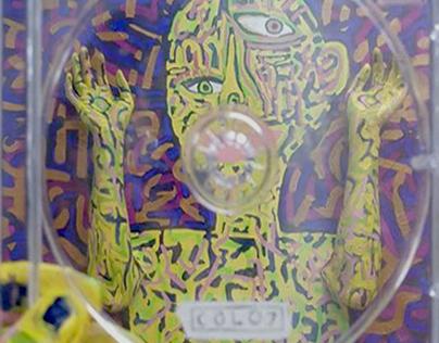 "COLO7-""Singing Canvas""_노래하는그림"
