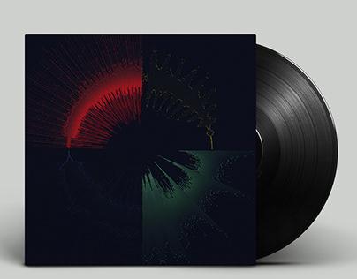 Path Integral IV | Data-driven album cover