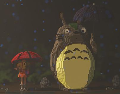 Totoro - Bus scene