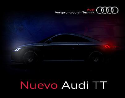[2015] Lanzamiento Audi TT | Audi TT Launch