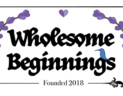 Wholesome Beginnings logo