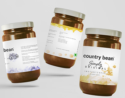 Self Project: Re-design Packaging(Country Bean)