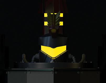 MEKDIBOT 3D Model
