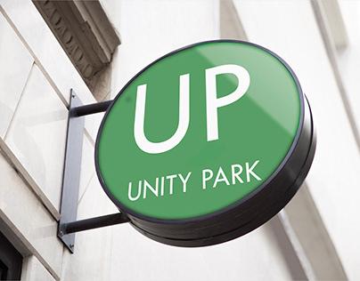 Branding for the UNITY PARK residential quarter