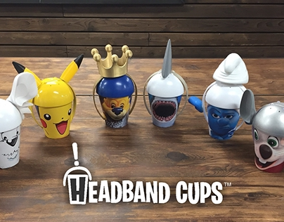 HeadBand Cups - Retail