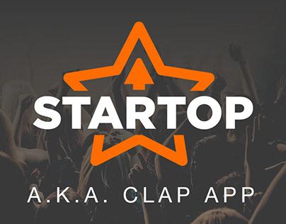 Startop a.k.a. Clap App