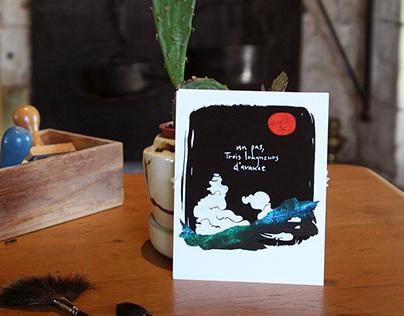 UN PAS, Booklet