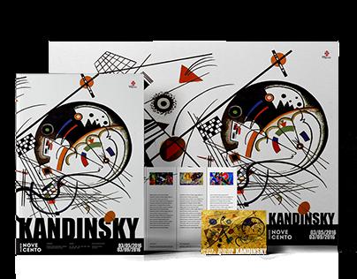 KANDINSKY Art exhibition @ Museo Novecento