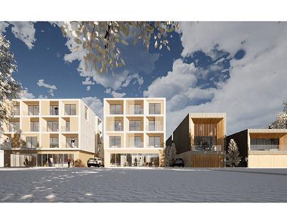Niseko Ski Lodges
