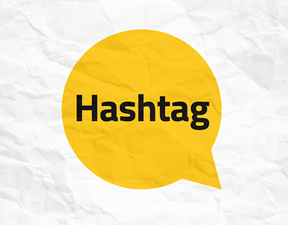 Hashtag Digital Media Branding