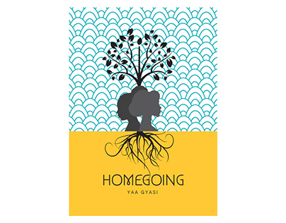 Animated Book cover | Homegoing
