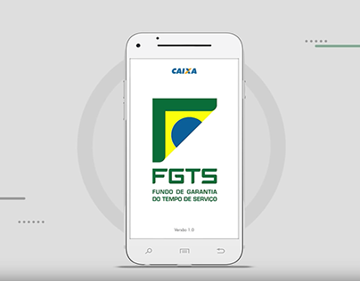 Tutorial Aplicativo FGTS - Caixa