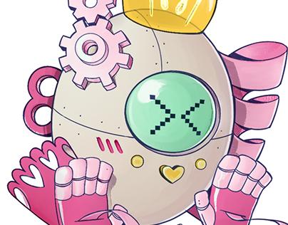 Mahou Shoujo Robot