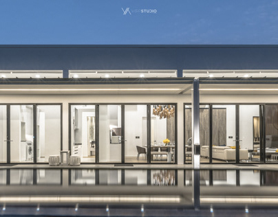 Endless House by AA+A