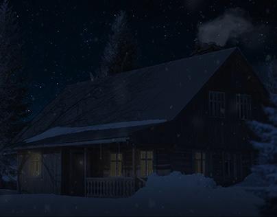 Vánoční spot pro Knihy Dobrovský