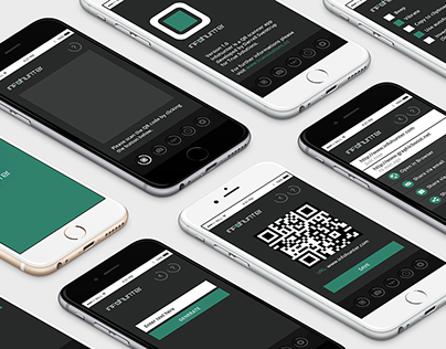 Info Hunter - Mobile App Design