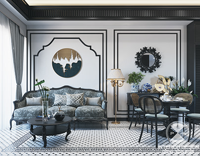INDOCHINE STYLE - ARPARTMENT
