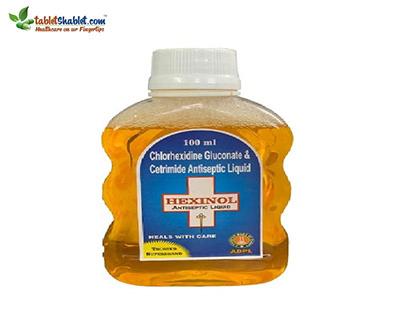 Hexinol Antiseptic Liquid 100ml | Antiseptic Liquid