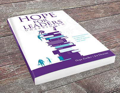 HOPE For Leaders Cover Design