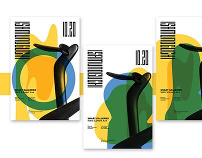 Isamu Noguchi Identity Design