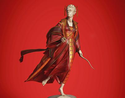 Chinese Diana