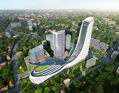 Mixed-use Residential in PARAGUAY