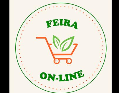 Logo Feira On-line