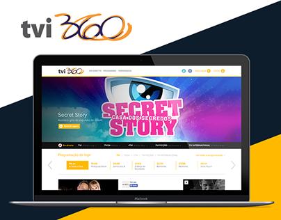 TVI 360 - Website Responsive