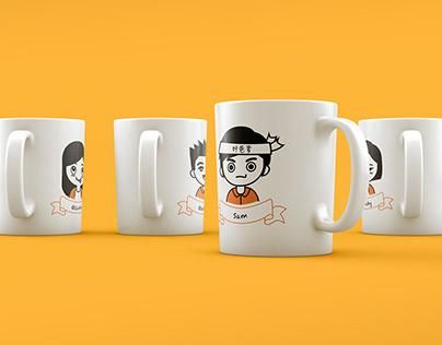 Signature Mug Design