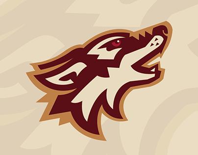 Arizona Coyotes Rebrand Project